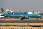 セブンさんが、成田国際空港で撮影したベトナム航空 A321-231の航空フォト(飛行機 写真・画像)