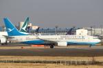 セブンさんが、成田国際空港で撮影した厦門航空 737-85Cの航空フォト(飛行機 写真・画像)