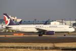 セブンさんが、成田国際空港で撮影したマカオ航空 A320-232の航空フォト(飛行機 写真・画像)