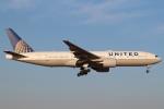 セブンさんが、成田国際空港で撮影したユナイテッド航空 777-222/ERの航空フォト(写真)