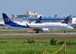 bluesky05さんが、成田国際空港で撮影したマンダリン航空 ERJ-190-100 IGW (ERJ-190AR)の航空フォト(写真)