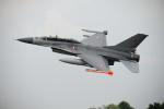 brasovさんが、フェアフォード空軍基地で撮影したデンマーク空軍 F-16BM Fighting Falconの航空フォト(写真)