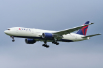 yabyanさんが、成田国際空港で撮影したデルタ航空 777-232/ERの航空フォト(飛行機 写真・画像)