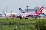 yabyanさんが、成田国際空港で撮影したタイ・エアアジア・エックス A330-343Xの航空フォト(写真)