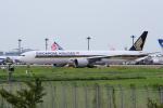 yabyanさんが、成田国際空港で撮影したシンガポール航空 777-312/ERの航空フォト(飛行機 写真・画像)