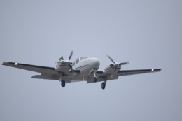 FUUGAさんが、仙台空港で撮影した航空大学校 Baron G58の航空フォト(飛行機 写真・画像)
