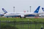 yabyanさんが、成田国際空港で撮影した厦門航空 787-8 Dreamlinerの航空フォト(写真)