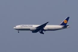 yabyanさんが、成田国際空港で撮影したルフトハンザ・カーゴ 777-FBTの航空フォト(写真)