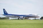 bunshikiさんが、中標津空港で撮影した全日空 A321-272Nの航空フォト(写真)