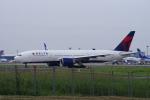 yabyanさんが、成田国際空港で撮影したデルタ航空 777-232/LRの航空フォト(飛行機 写真・画像)