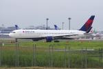 yabyanさんが、成田国際空港で撮影したデルタ航空 767-332/ERの航空フォト(飛行機 写真・画像)