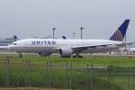 yabyanさんが、成田国際空港で撮影したユナイテッド航空 777-224/ERの航空フォト(飛行機 写真・画像)