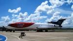 westtowerさんが、サンタ・ジェノヴェーヴァ=ゴイアニア空港で撮影したタフ・リンハス・アエレアス 727-227/Adv(F)の航空フォト(写真)