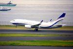 まいけるさんが、羽田空港で撮影した現代自動車 737-75G BBJの航空フォト(写真)
