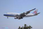 YuukiToonoさんが、青島流亭国際空港で撮影したチャイナエアライン 747-409の航空フォト(写真)