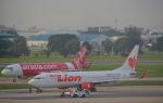 toyoquitoさんが、ドンムアン空港で撮影したタイ・ライオン・エア 737-8GPの航空フォト(写真)