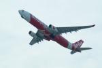 FRTさんが、関西国際空港で撮影したタイ・エアアジア・エックス A330-343Xの航空フォト(飛行機 写真・画像)