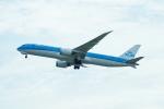 FRTさんが、関西国際空港で撮影したKLMオランダ航空 787-9の航空フォト(飛行機 写真・画像)