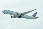 FRTさんが、関西国際空港で撮影したエールフランス航空 787-9の航空フォト(飛行機 写真・画像)