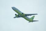 FRTさんが、関西国際空港で撮影したジンエアー 737-86Nの航空フォト(飛行機 写真・画像)