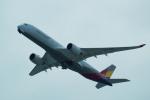 FRTさんが、関西国際空港で撮影したアシアナ航空 A350-941の航空フォト(飛行機 写真・画像)