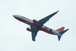 FRTさんが、関西国際空港で撮影したチェジュ航空 737-8ASの航空フォト(飛行機 写真・画像)