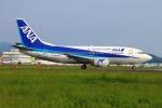 Kuuさんが、鹿児島空港で撮影したANAウイングス 737-5L9の航空フォト(飛行機 写真・画像)