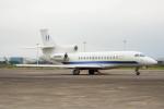 デルタおA330さんが、羽田空港で撮影したウィルミントン・トラスト・カンパニー Falcon 7Xの航空フォト(写真)