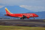 tsubameさんが、静岡空港で撮影したフジドリームエアラインズ ERJ-170-100 (ERJ-170STD)の航空フォト(写真)