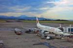 tsubameさんが、静岡空港で撮影した中国東方航空 737-86Nの航空フォト(写真)
