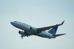 FRTさんが、関西国際空港で撮影したユナイテッド航空 737-724の航空フォト(飛行機 写真・画像)