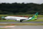 VEZEL 1500Xさんが、成田国際空港で撮影した春秋航空日本 737-8ALの航空フォト(写真)