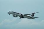 FRTさんが、関西国際空港で撮影したシンガポール航空 787-10の航空フォト(飛行機 写真・画像)