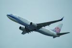 FRTさんが、関西国際空港で撮影したチャイナエアライン 737-809の航空フォト(飛行機 写真・画像)