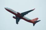 FRTさんが、関西国際空港で撮影したチェジュ航空 737-86Jの航空フォト(飛行機 写真・画像)
