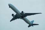 FRTさんが、関西国際空港で撮影した大韓航空 777-3B5/ERの航空フォト(飛行機 写真・画像)