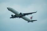 FRTさんが、関西国際空港で撮影した中国東方航空 A321-231の航空フォト(飛行機 写真・画像)