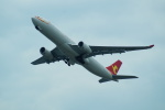 FRTさんが、関西国際空港で撮影した天津航空 A330-343Eの航空フォト(飛行機 写真・画像)