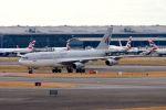 まいけるさんが、ロンドン・ヒースロー空港で撮影したカタールアミリフライト A340-211の航空フォト(写真)