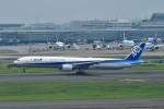 Dojalanaさんが、羽田空港で撮影した全日空 777-381の航空フォト(写真)