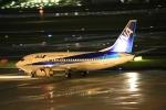 みるぽんたさんが、伊丹空港で撮影したANAウイングス 737-54Kの航空フォト(写真)