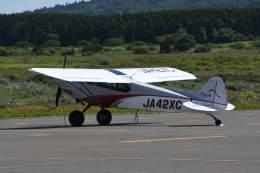 ohohoさんが、利尻空港で撮影したニセコ・アビエーション CC19-180 XCubの航空フォト(飛行機 写真・画像)