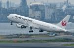 Dojalanaさんが、羽田空港で撮影した日本航空 767-346の航空フォト(写真)