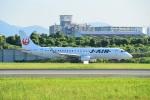 @あきやんさんが、伊丹空港で撮影したジェイ・エア ERJ-190-100(ERJ-190STD)の航空フォト(写真)