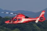 虎太郎19さんが、福岡空港で撮影した福岡市消防局消防航空隊 AS365N3 Dauphin 2の航空フォト(写真)