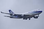 yabyanさんが、成田国際空港で撮影した日本貨物航空 747-4KZF/SCDの航空フォト(飛行機 写真・画像)