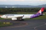 セブンさんが、新千歳空港で撮影したハワイアン航空 A330-243の航空フォト(写真)