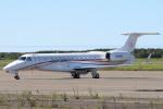 セブンさんが、新千歳空港で撮影したオウロゴールド・アヴィエーション EMB-135BJ Legacyの航空フォト(飛行機 写真・画像)