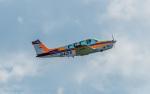 RZ Makiseさんが、種子島空港で撮影した航空大学校 A36 Bonanza 36の航空フォト(写真)