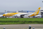 yabyanさんが、成田国際空港で撮影したスクート 787-9の航空フォト(飛行機 写真・画像)